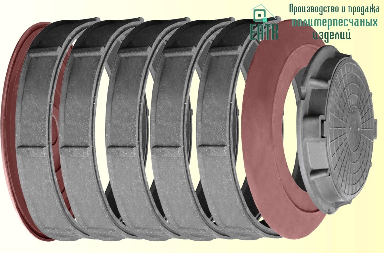 полимерпесчаные кольца