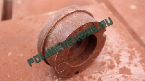 Корпус подшипника ролика конвейерного полимерный